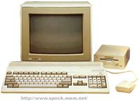 Commodore Amiga to Cambridge Z88 Link Kit